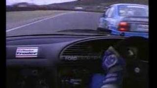 ONBOARD Andy Rouse at Brands Hatch 1994