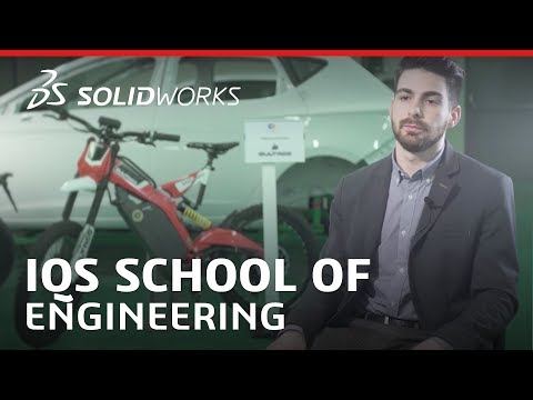 IQS School of Engineering - Barcelona, Spain - SOLIDWORKS