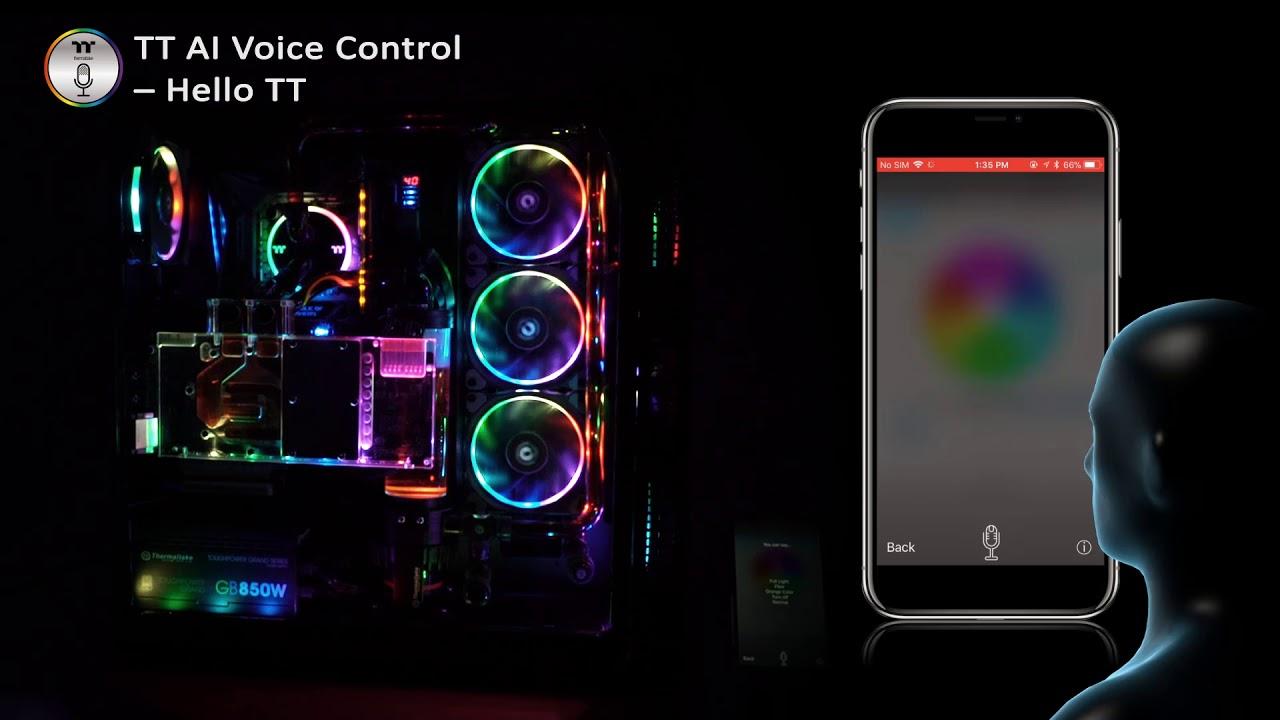 Thermaltake - Global - Floe Riing RGB 360 TT Premium Edition
