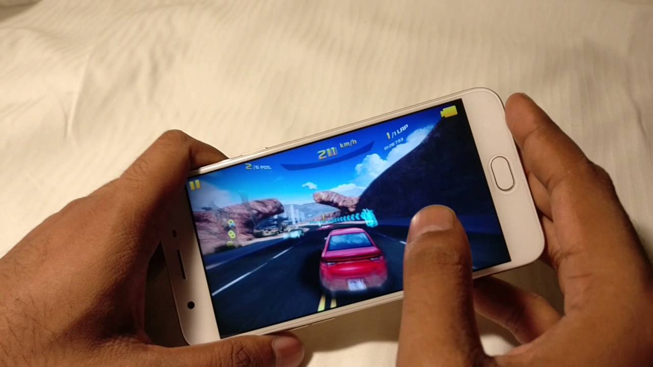 OPPO F1s Gaming Review