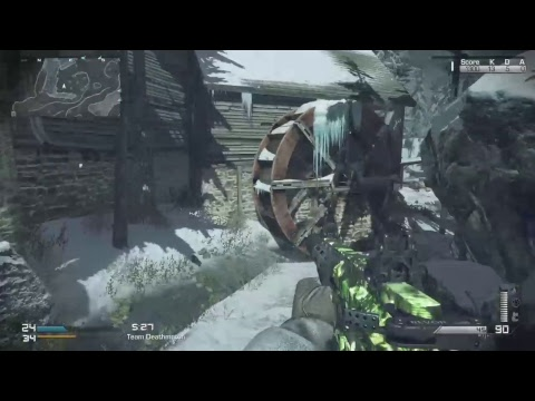 Ghosts | 2.8 KD| Gameplay