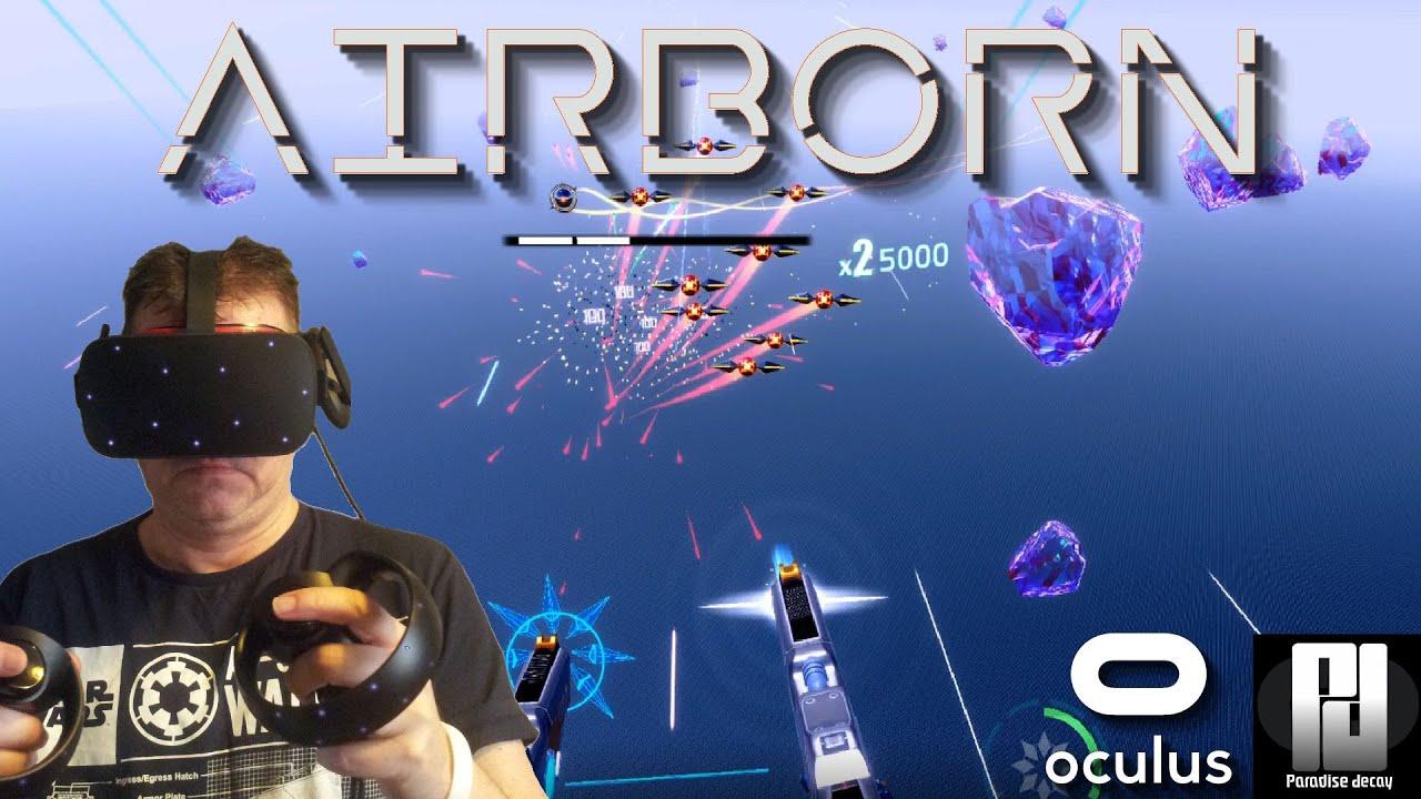 Airborn VR Impressions // Oculus Rift S // RTX 2070 Super