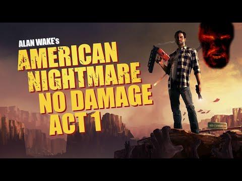 Alan Wake's American Nightmare Без урона - Акт 1
