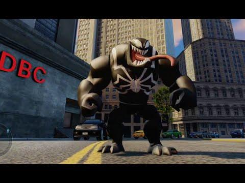 Disney Infinity 2.0 - Venom (Level 20 Character Showcase)