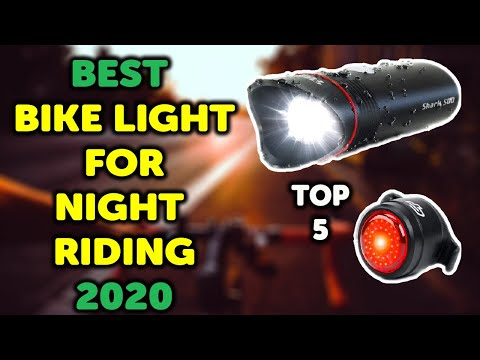 5 Best Bike Light For Nights Riding in 2020   Best Bike Lights Review