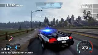 Evolution of Need for Speed Games 1994 2017