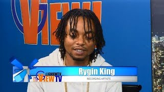 Rygin King Tuff Interview live in toronto Canada