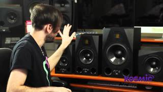 adam AX Series Studio Monitors