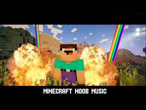 MINECRAFT NOOB MUSIC (Official Music Video) | ABDELHADIGAMER