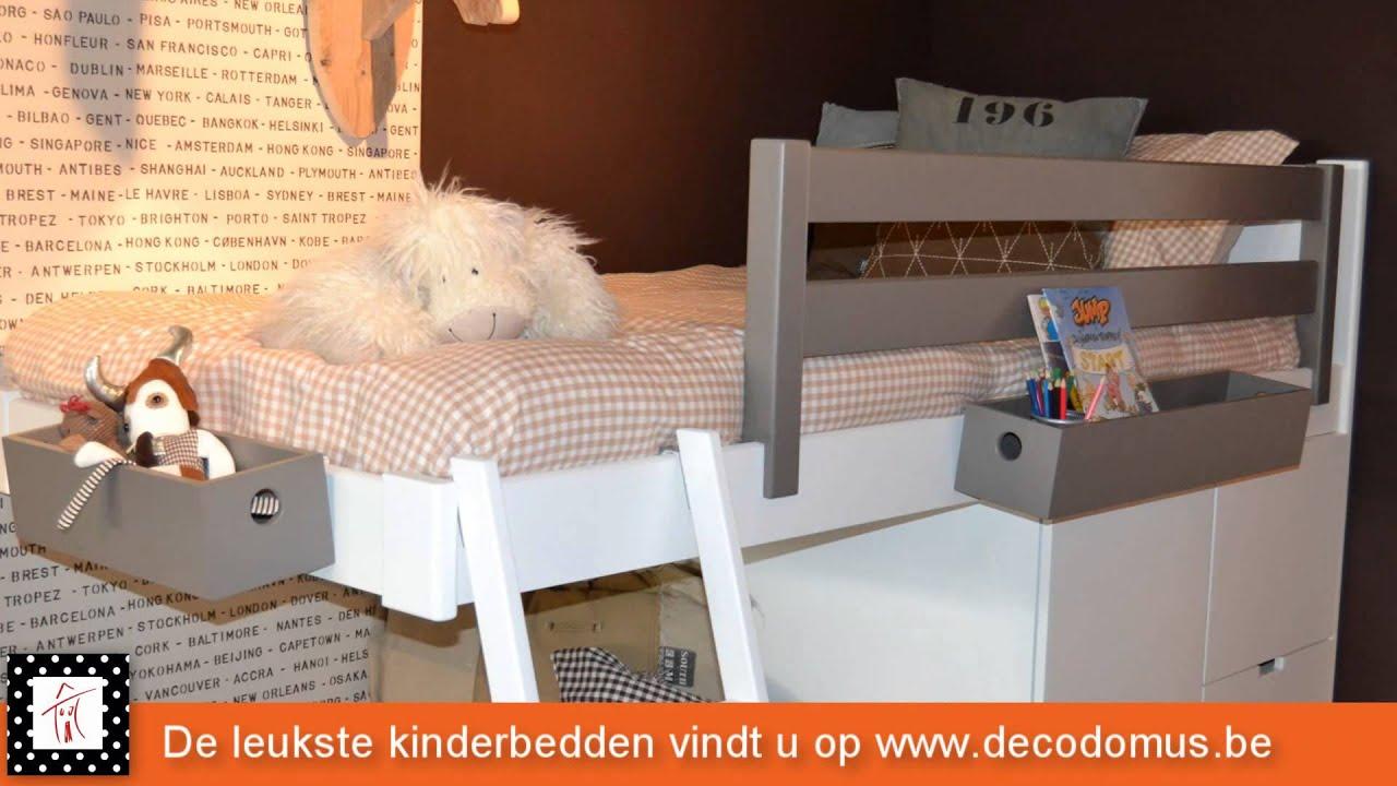 Bedden voor kinderslaapkamers, babykamers en tienerkamers - YouTube