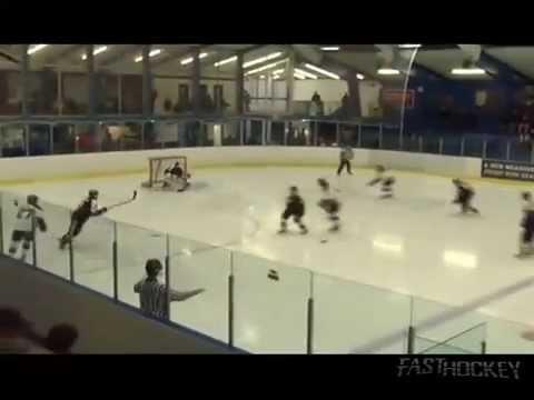 Richmond Sockeyes Highlights - Daniel Oakley goal