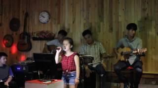 Ô Mê Ly Miu lê nhí guitar cover _giọng hát việt nhí_7 tuổi mà quá đỉnh