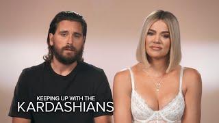 KUWTK | Khloé Kardashian & Scott Disick's Art Shaming Prank Continues | E!