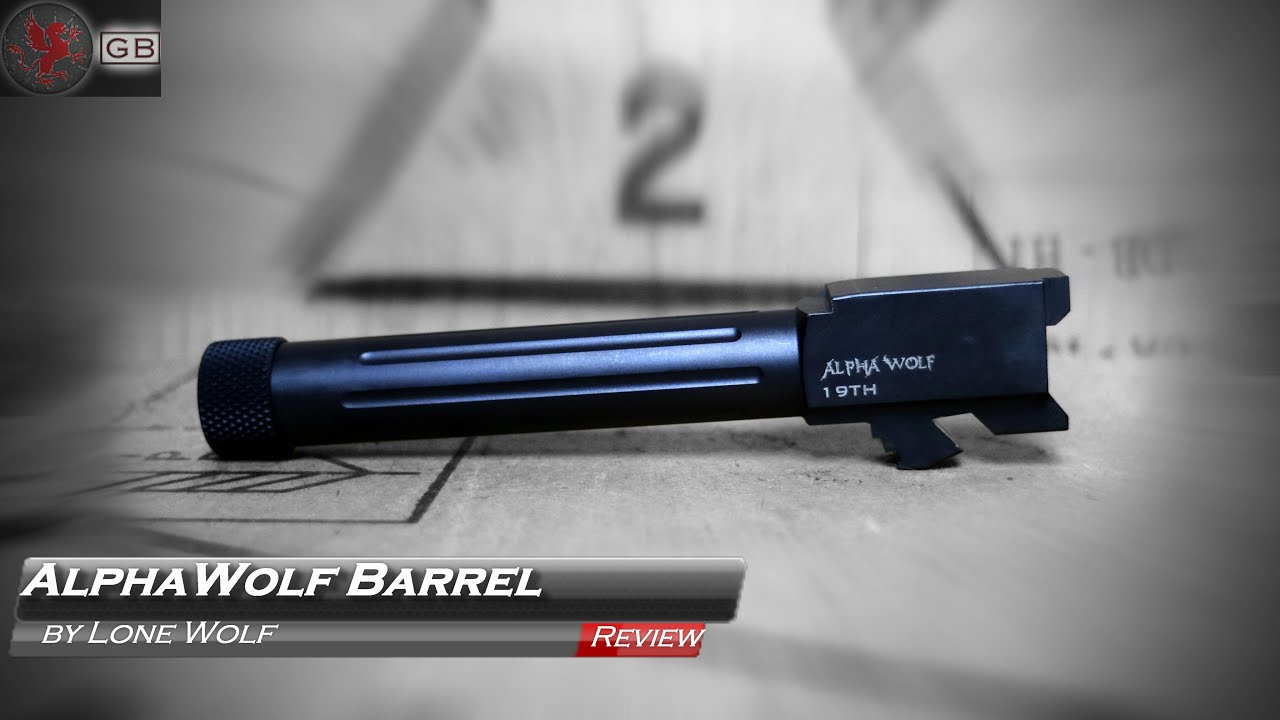 AplhaWolf Barrel for Glock Review