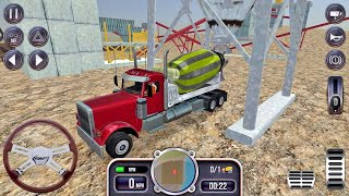 Construction Sim 2017 #8 - Truck Game Android gameplay
