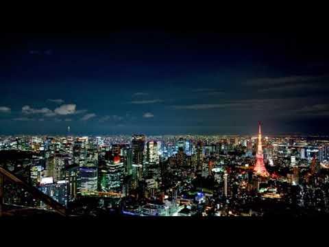 4K )Roppongi Hills in Minato-ku/ SKY DECK &Tokyo city view/🗼🌉