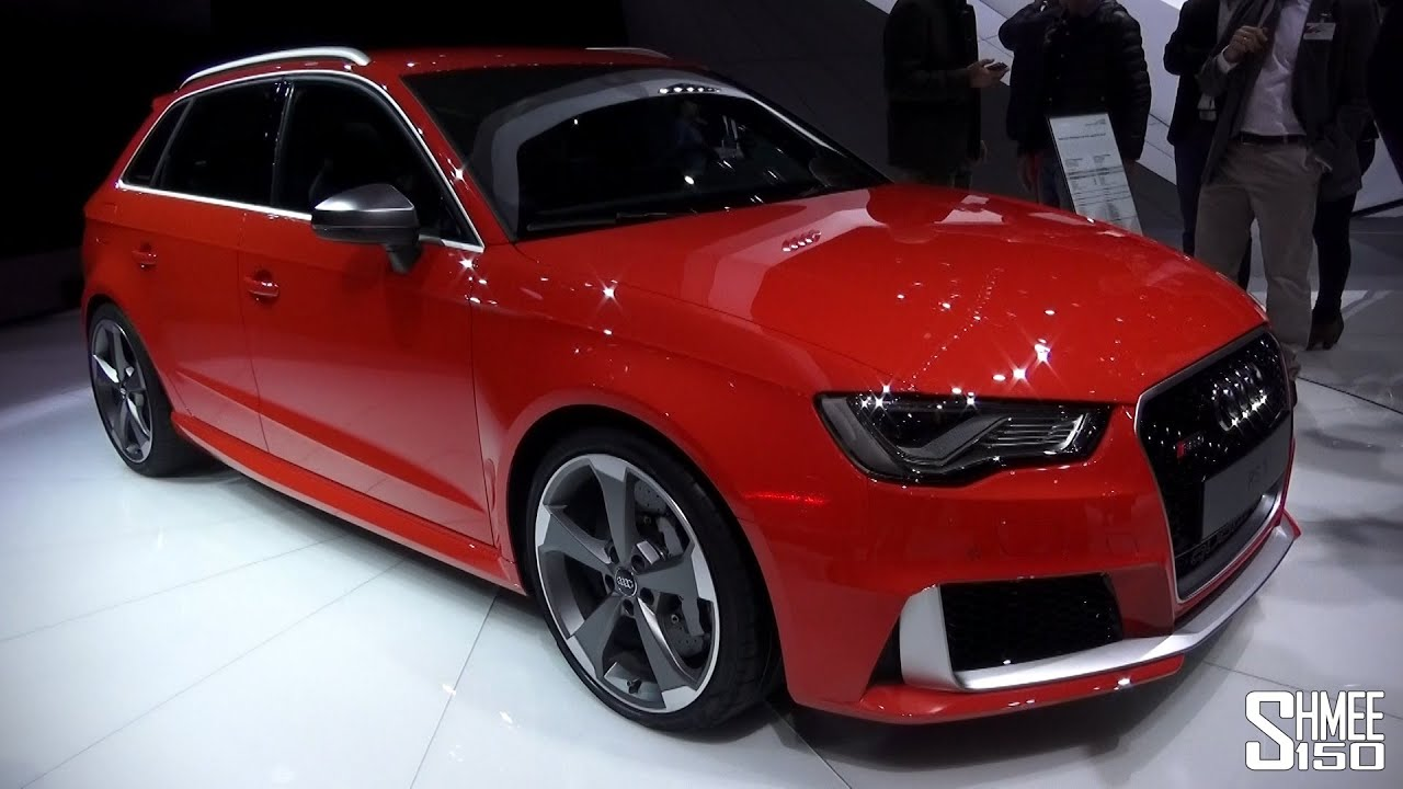 first look 2015 audi rs3 geneva 2015 youtube. Black Bedroom Furniture Sets. Home Design Ideas