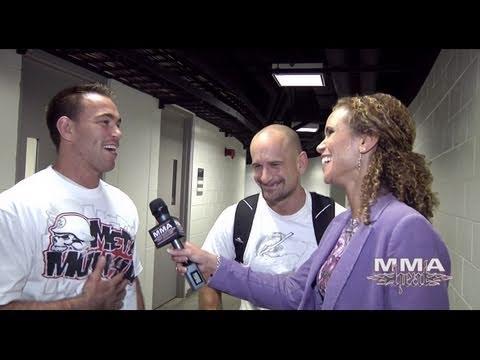 Jake Shields & Greg Jackson on DiazNoons 2, UFC Debuts  Good Wingmen