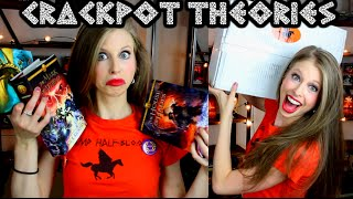 CRACKPOT THEORIES: BLOOD OF OLYMPUS & UNBOXING