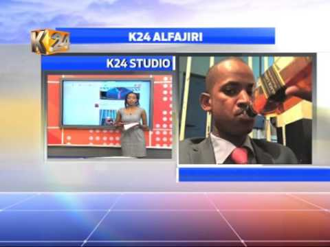 K24Alfajiri: Up-Close and Personal with Alex Khayo,Actor,BET's Top Actor Africa