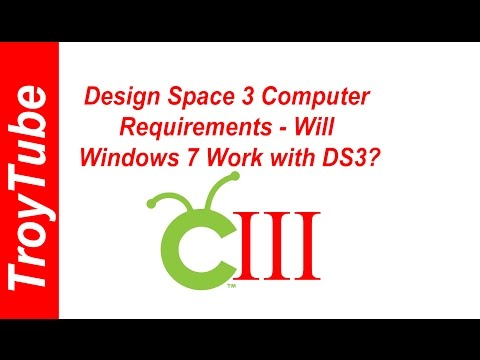 Design Space 3 Computer Requirements - Will Windows 7 Work with DS3?