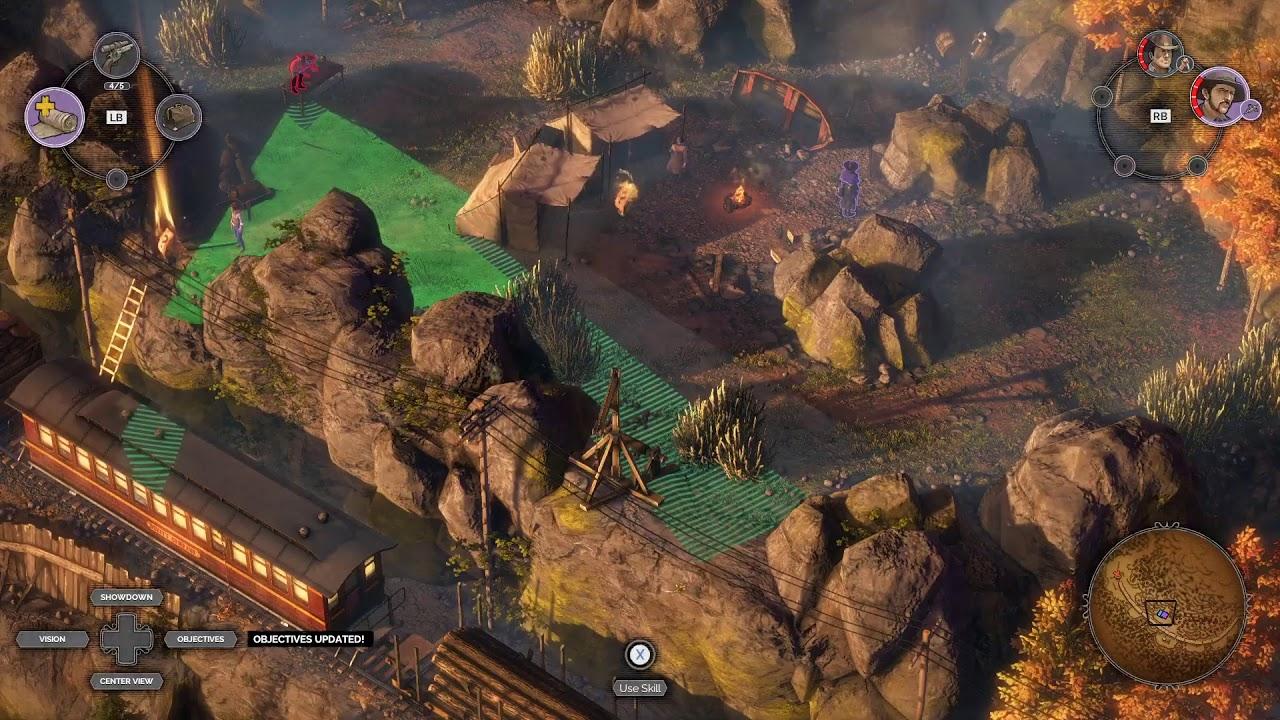 Desperados Iii Gameplay On Pc Xbox One X Let S Play Desperados 3 Youtube
