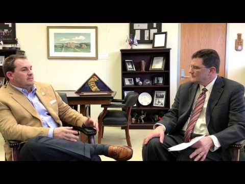 NC Chamber talks with House Majority Leader Bell