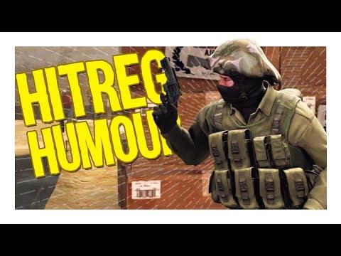 CS:GO Funny Moments │ HITREG HUMOUR