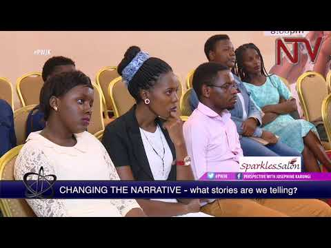 PWJK: Changing the narrative, what stories are we telling/