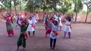 Lezim Pathak || Marathi Song || Shivba Raja G Basla Ghodyavari (Remix)