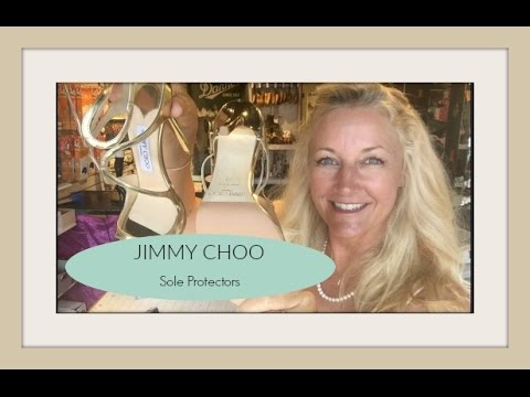 Jimmy Choo Topy Sole Protector