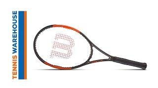 Wilson Burn 95 Countervail Racquet Review