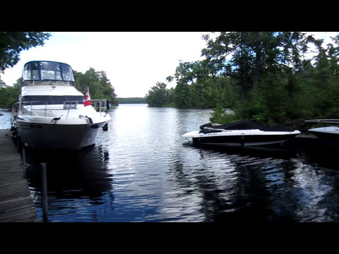 Islandview Resort, Young's Point On Trent Severn Waterway