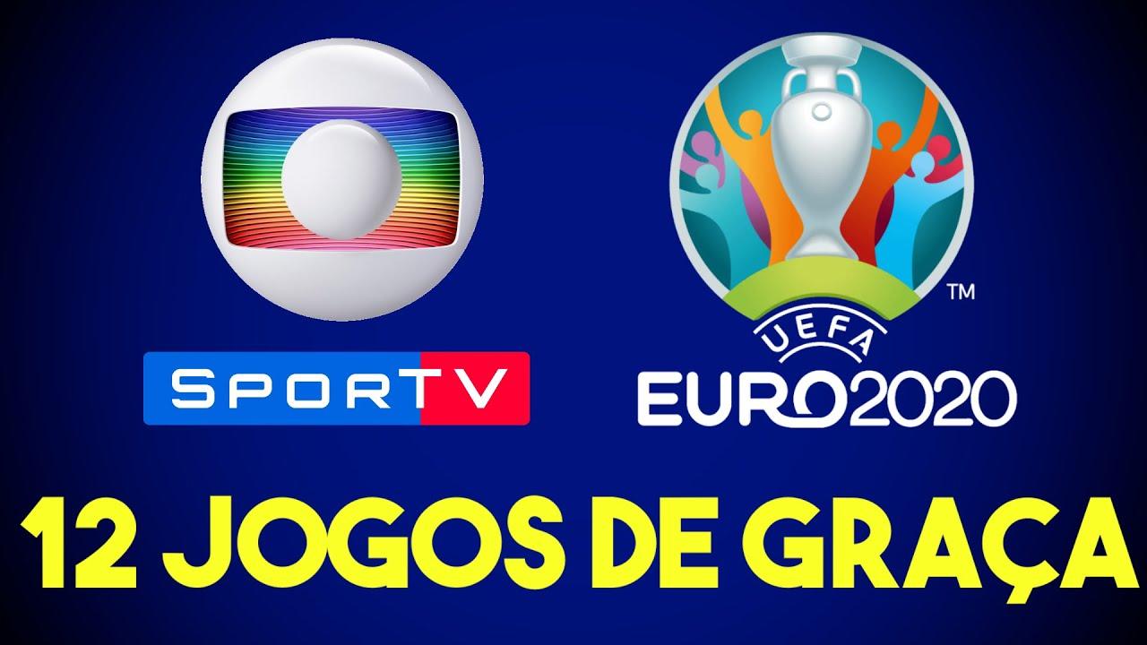 Como Sera A Cobertura Da Eurocopa Na Globo Youtube