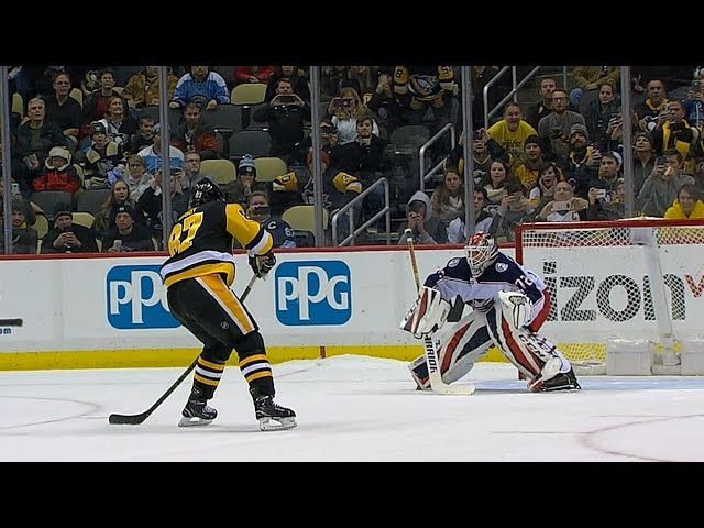 Malkin, Crosby score as Pens edge Jackets in SO