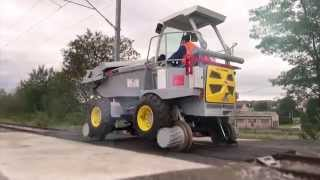 F2MC Dumper Rail Route M45 RR