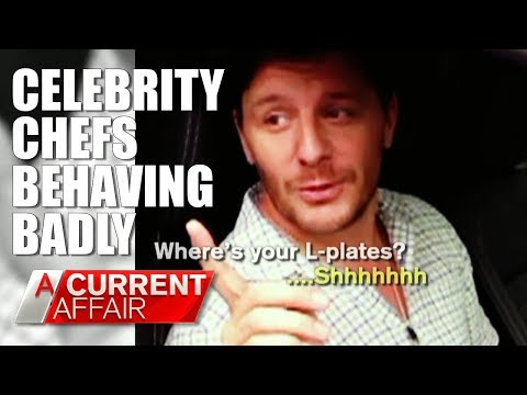 Celebrity Chefs Under Fire   A Current Affair Australia