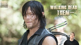 The Walking Dead Season 5 Episode 10 - Them - Video Review
