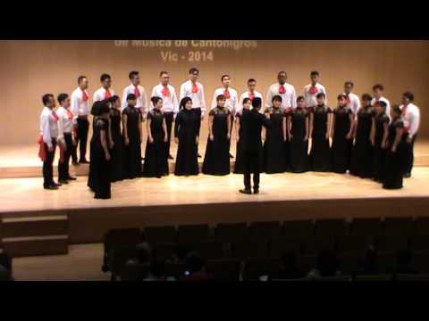 Negros Fantasmas (Ivan Yohan) - The Archipelago Singers