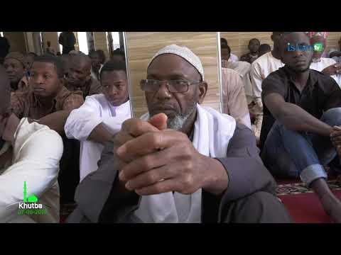 Khoutbah: LE MUSULMAN APRÈS LE RAMADAN - OUTAZ ALPHA AW
