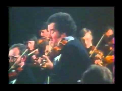 Ludwig Van Beethoven - (2/5) Violin Concerto in D major (Itzhak Perlman, Guilinini)