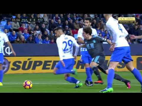 Málaga vs Real Sociedad