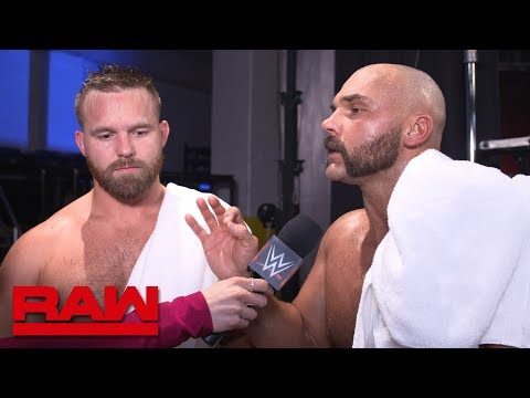 The Revival claim there is a conspiracy against them: Raw Exclusive, Jan. 7, 2019