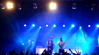 Mega Party Košice 8.2.2013- Bacil & Rakby - 365 dní (feat. Nicole)