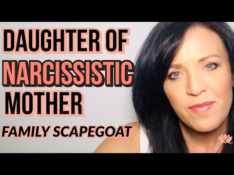 Narcissistic Mothers Feed Off of Their Daughters and Sons-Na