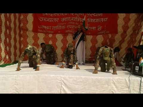 Ma Tujhe Salam Dance Video Republic Day !! Arjun Baghel 11124 !!