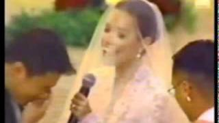 Lea Salonga Wedding Theme Song