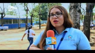 Jóvenes ambientalistas
