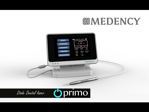 Primo Dental Laser by Medency Technologies