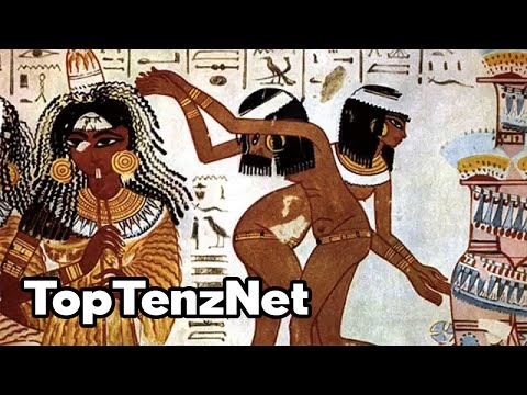 Top 10 UNUSUAL Facts About Ancient EGYPT